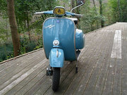 Excellent Restored Italian Vespa 1969 150cc