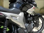 sell used yamaha sz r new bike