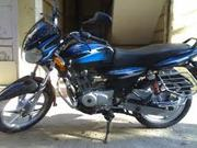 Bike Bajaj Discovery 125 CC with self starter for sale going abroad