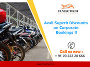 Best door step vehicle servicing in Bangalore | Flyer Tech