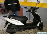 2017 Auteco Twist scooter