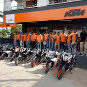 Authorized KTM Dealer in Andhra Pradesh & Telangana
