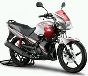 Yamaha Gladiator Type SS 125 CC sporty bike @Rs35000 only!